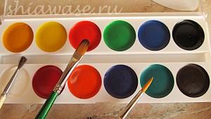 краски для творческого марафона
