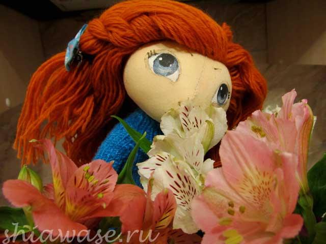 Аглая-и-цветы