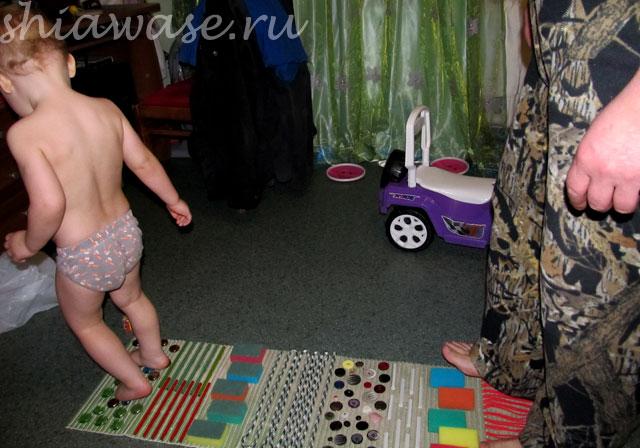 массажный-коврик-для-сына-своими-руками