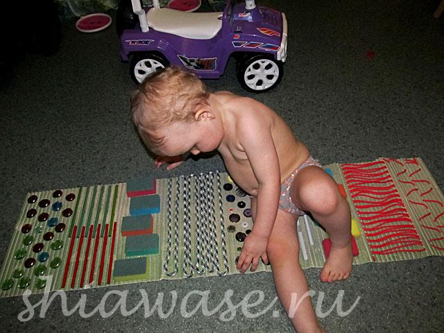 ортопедический-коврик-своими-руками