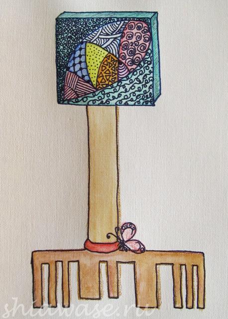 ключ-дерево