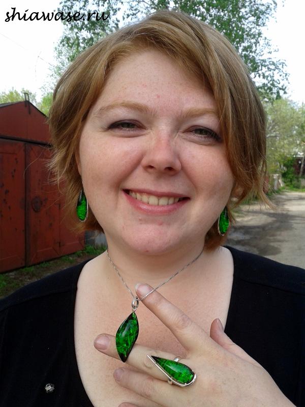 набор-зеленый
