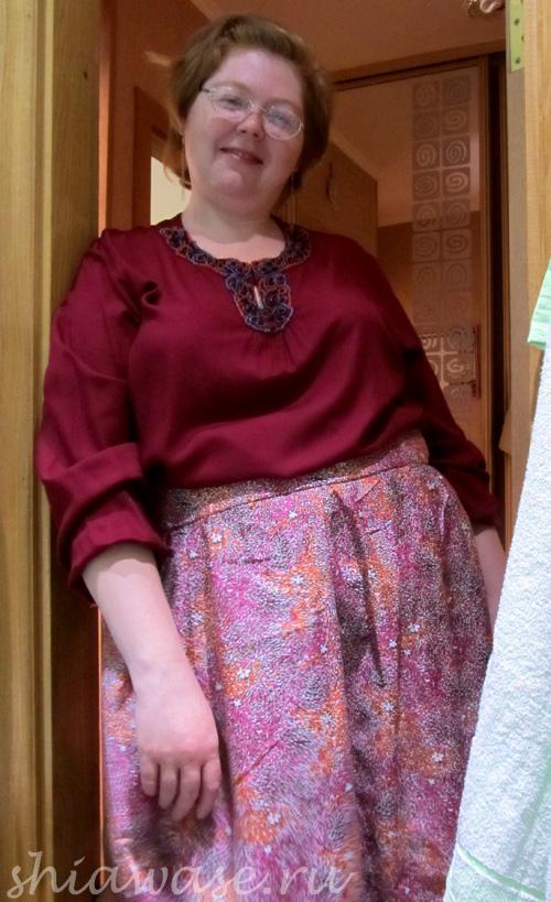 юбка-с-красной