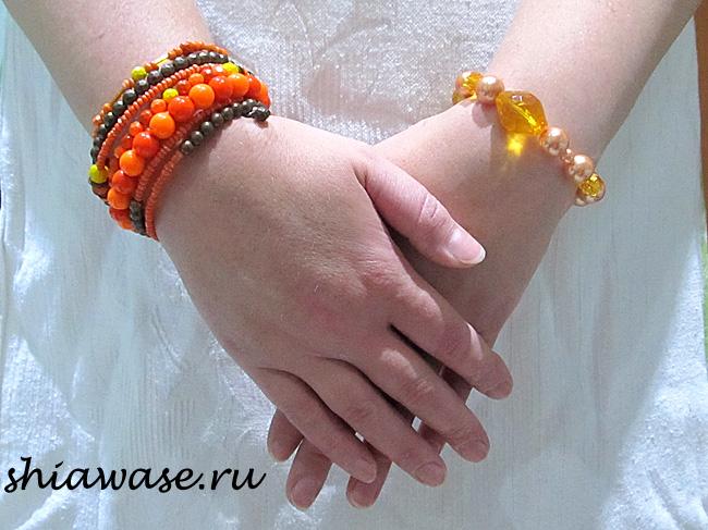 браслеты-на-руках