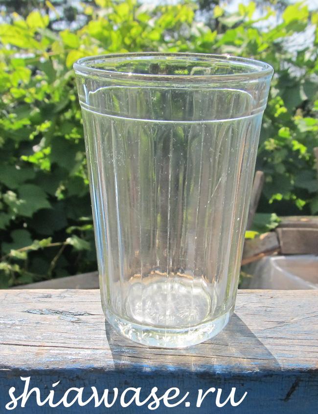 пустой-стакан
