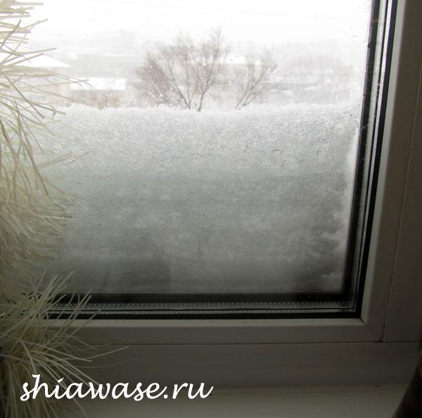 навалило-снега