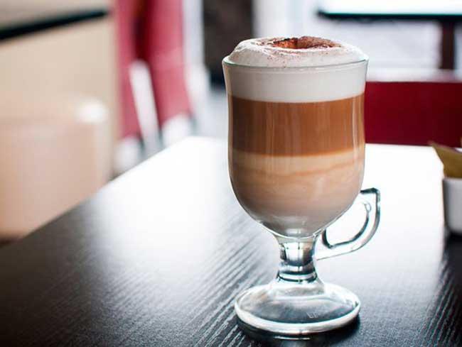 кофе-латте