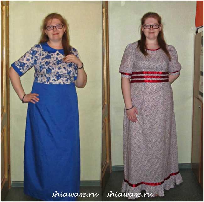 новые-платья