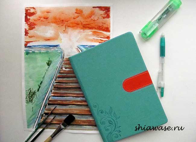 рисовать и писать